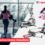 Fitness potreby od najväčšieho predajcu fitness vo výpredaji