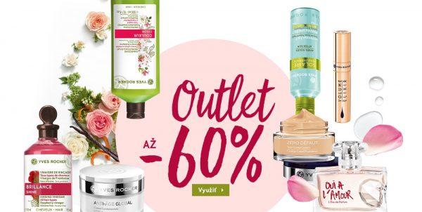 Yves Rocher OUTLET, zľavy až -60%