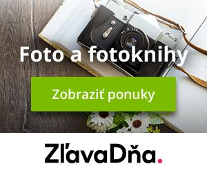 Foto a fotoknihy za výhodné, zľavnené ceny