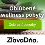Obľúbené wellness pobyty za zľavnené ceny na ZľavaDňa