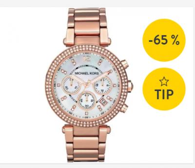 Zľava až do 65% na hodinky v TimeStore.sk