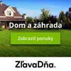 Tovar a služby do domácnosti a záhrady za výhodné, zľavnené ceny