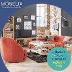 Zľavy až 78% na nábytok a bytové doplnky na Moebelix.sk