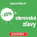 Na portáli TopVyrobky.sk nájdete tie najlepšie výrobky za bezkonkurenčné ceny!