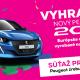 Súťaž o 3x nový slovenský Peugeot 208 a ďalších 330 000 výhier