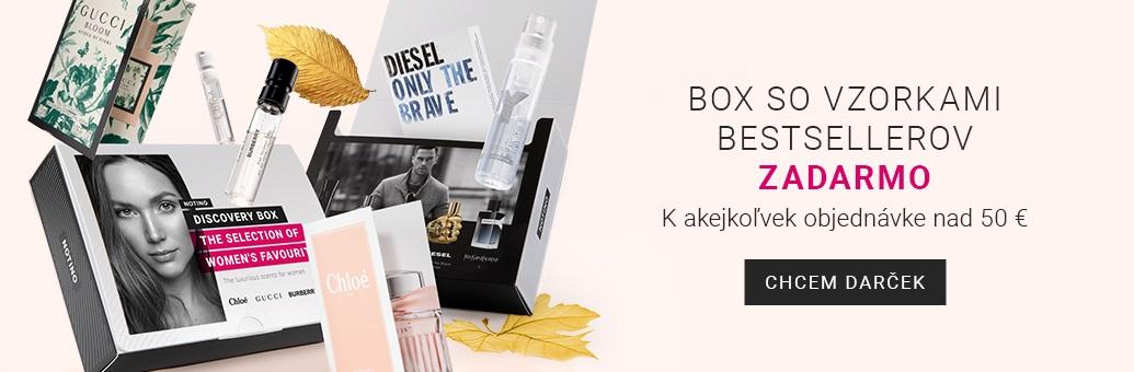 Získajte Box s TOP produktami zadarmo k vášmu nákupu